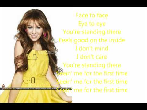 As I Am - Miley Cyrus - Lyrics