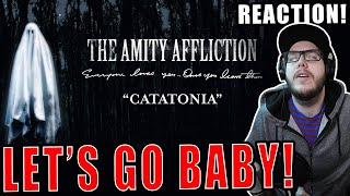 "OHRION REACTS: ""Catatonia"" By THE AMITY AFFLICTION (REACTION/ ALBUM REVIEW)"
