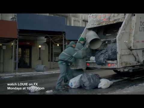 Louis CK: garbage men