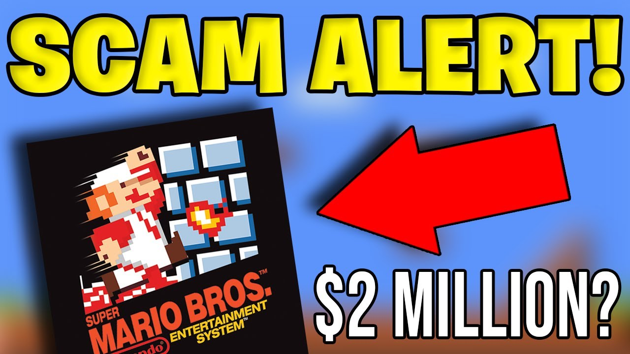 Download Exposing FRAUD And DECEPTION In The Retro Video Game Market