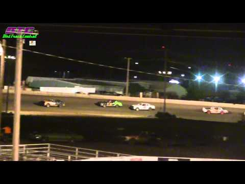 IMCA Hobby Stock A Feature Thomas County Speedway 8 18 13