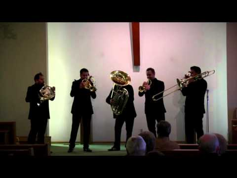 M5 Mexican Brass Band concert 2-21-2016