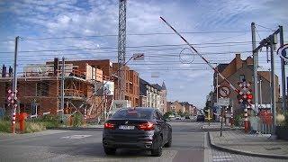 Spoorwegovergang Geel (B) // Railroad crossing // Passage à niveau