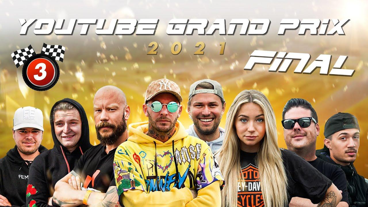 YOUTUBE GRAND PRIX 2021 - FINAL