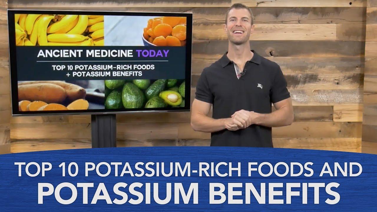 Top 10 Benefits Of Potassium Top 10 Benefits Of Potassium new foto