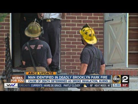 Man identified in deadly Brooklyn Park fire