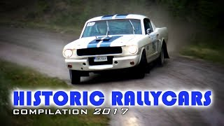 Historic Rally Cars Compilation