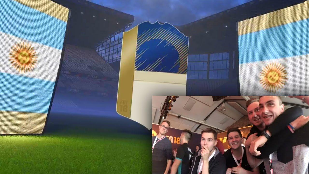 FIFA 18 – TRAFIŁEM MEGA IKONĘ ! MARADONA?