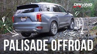 2020 Hyundai Palisade AWD Review and Off-Road Test