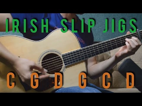 Celtic Guitar - Slip Jigs - Cry of the Celts- Irish Traditional
