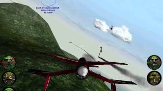 Crimson Skies - gameplay