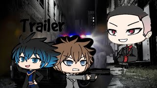 Crime case to Chase trailer (Gacha life Series)