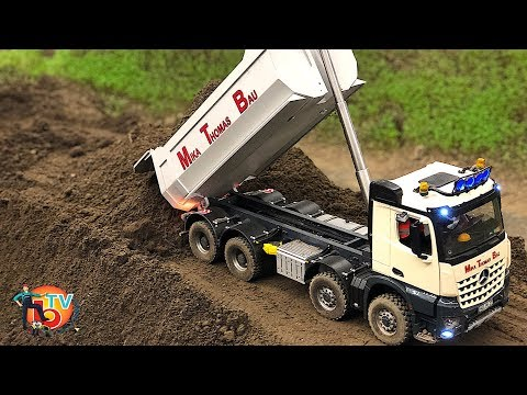 RC TRUCK RC EXCAVATORs RC WHEEL LOADER RC BULDOZER RC TRACTOR - CONSTRUCTION Site