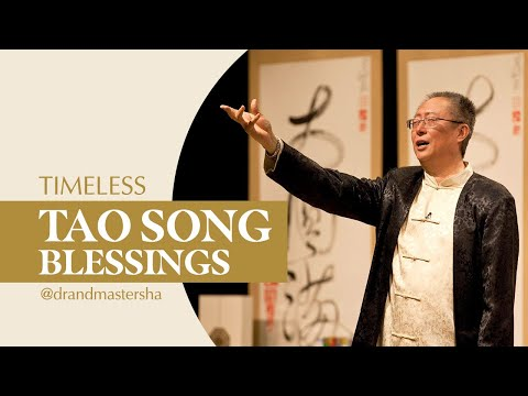 Dr. and Master Sha: HAPPINESS: Tao Song of Happiness
