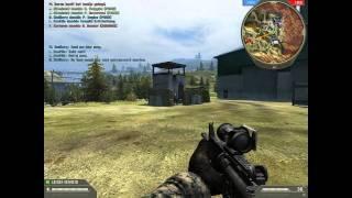 Battlefield 2™: Single Player - Gameplay FuShe Pass
