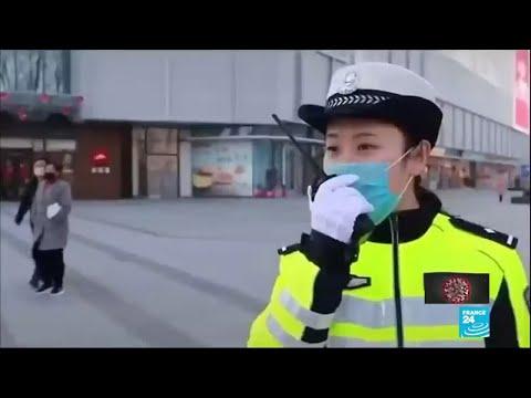 Drones Para Evitar La Propagación Del Coronavirus En China