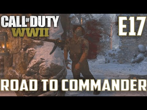 Call Of Duty World War 2(RTC)PS4 Ep.17-FFA On Gibraltar,Ardennes Forest(STG44 Haywire Gameplay