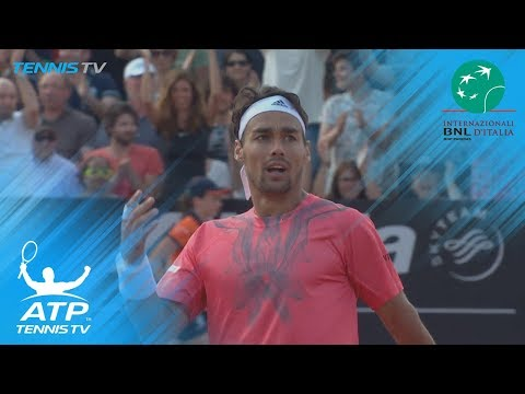 Best Rome ATP Tennis Rallies You've Never Seen!