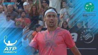 Best Rome ATP Tennis Rallies You've Never Seen!