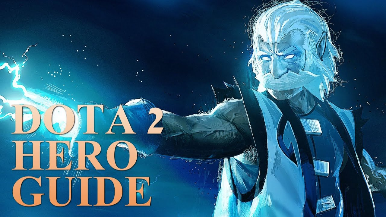 dota 2 hero guides zeus youtube