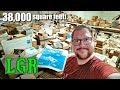Exploring a MASSIVE Retro Computer Warehouse!