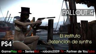 Fallout 4 El instituto | Retencion de synths | SeriesRol