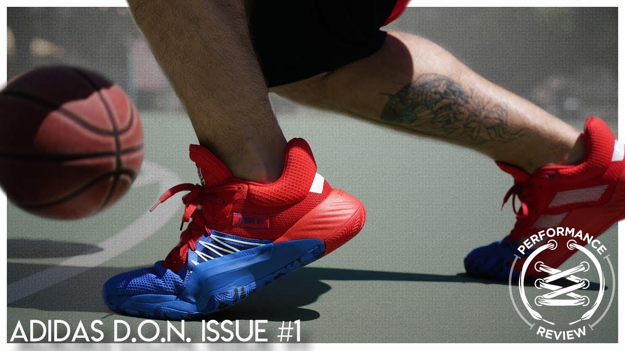 adidas DON Issue 1 Performance Review