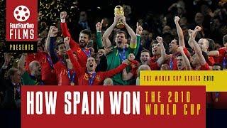 Spain 2010 | The story of La Roja