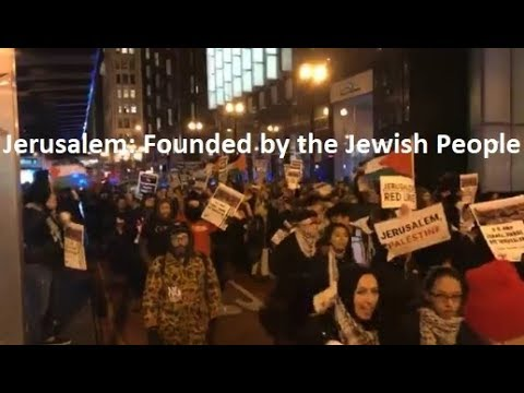 Jerusalem: Founded by the Jewish People