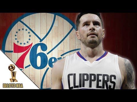 Philadelphia 76ers Sign J.J. Redick To $23 Million Deal!!!