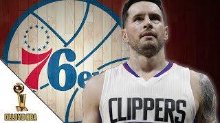 Philadelphia 76ers sign j.j. redick to 23 million deal!!!