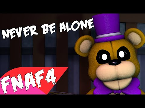 (SFM)'Never Be Alone' Song Created By:Shadrow|Never Ending Horrors|
