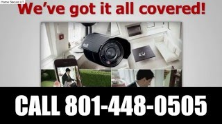 Security Camera Systems Utah | Call (801) 448-0505