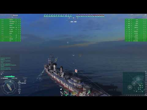 World of Warships - Oyashio Voice Mod (WIP 1)