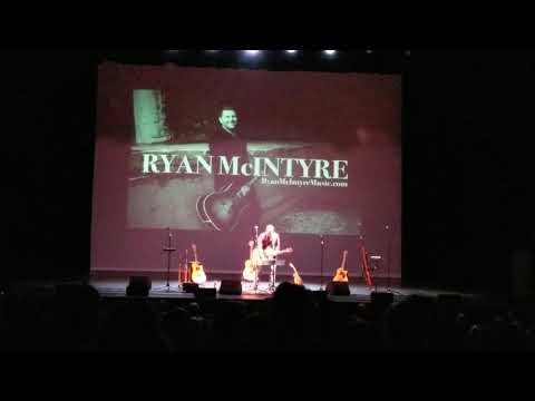 """Ryan McIntyre - """"The Whistling Song"""" (Live at the Pablo Center - Eau Claire, WI 11/09/18)"""