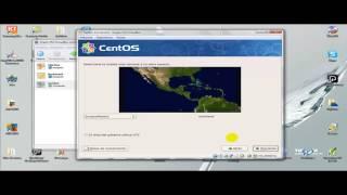 Tutorial para instalación de CentOS 5, Asterisk y Configurar de Usuarios SIP e IAX Parte 1 de 8