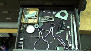 Machinist Toolbox Tour Part 1 Of 4 Tubalcain