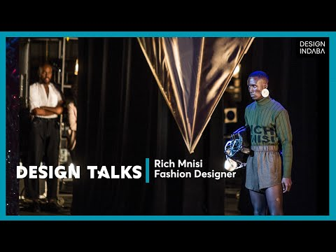Rich Mnisi on building a fresh fashion brand in South Africa