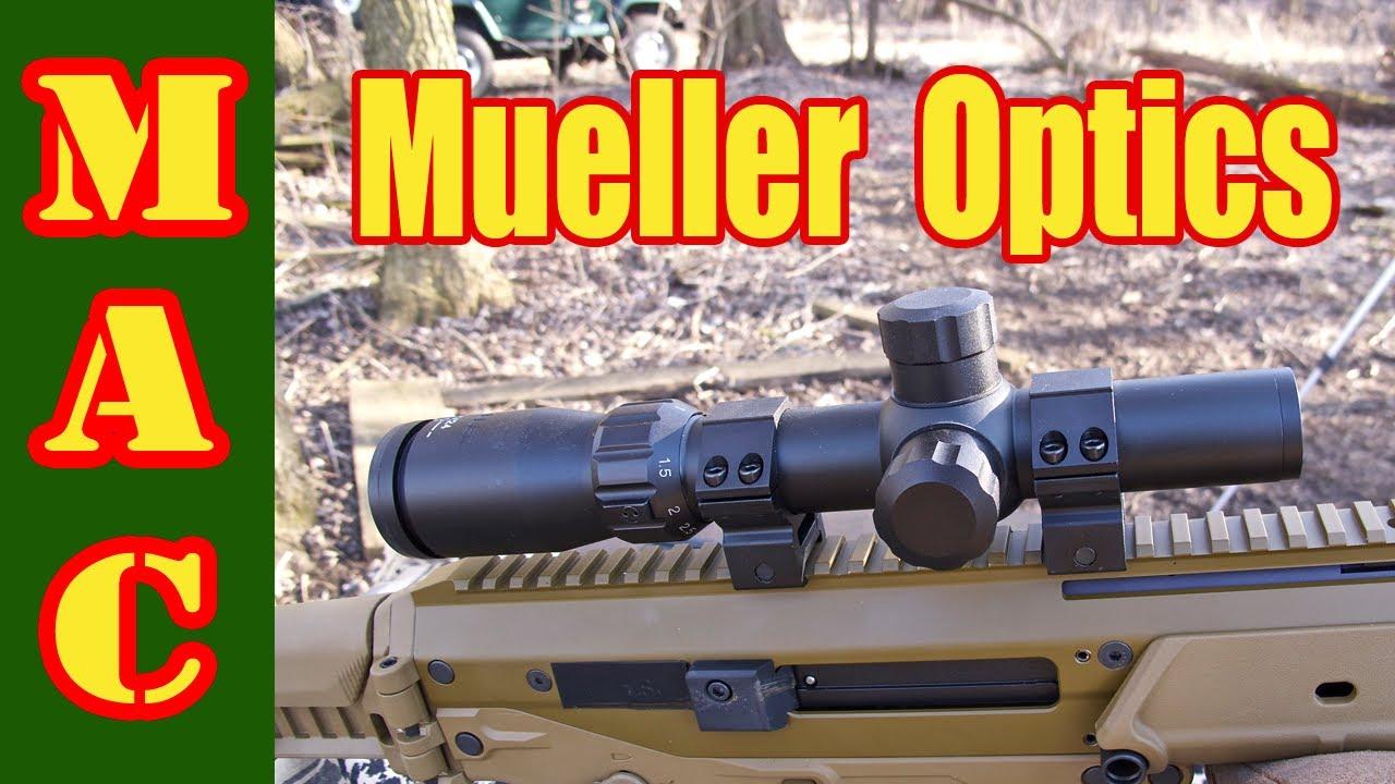 FAQ'S – Mueller Rifle Scopes