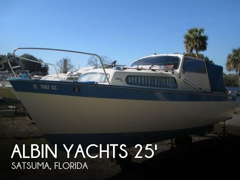 Repeat 86 27 Albin by Jarman Marine Yacht Sales - You2Repeat