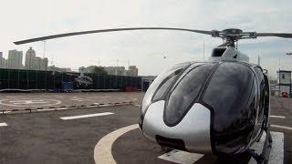 Тест-Драйв Eurocopter Ec130 T2 В Москве