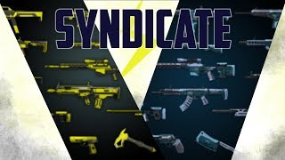 Warface Syndicate UPDATE with 1st Person-Spectatormode, Syndicate weapons || RU PTS