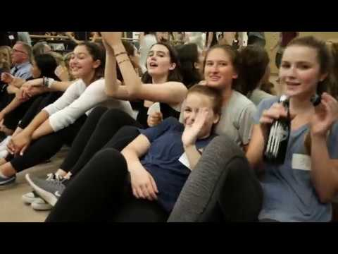 Chadwick School Mamma Mia! auditions