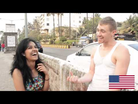 What do the 'Foreigners of Mumbai' have to say?