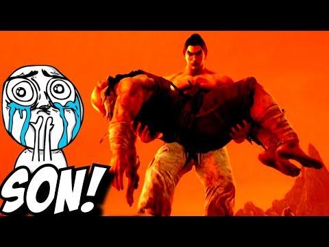 Aglatan hüzünlü Son ! Tekken 7 Hikaye Türkçe #SON