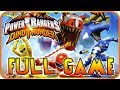 Power Rangers: Dino Thunder Walkthrough FULL GAME Longplay (PS2, Gamecube)