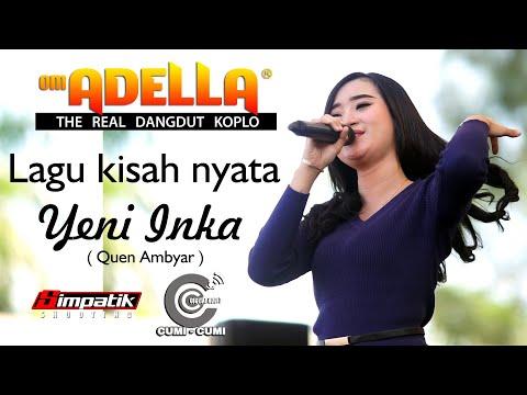 Yeni Inka - Dalan Liyane (cover) Cipt. Hendra Kumbara ( OM.ADELLA Live Tambakboyo Tuban ).