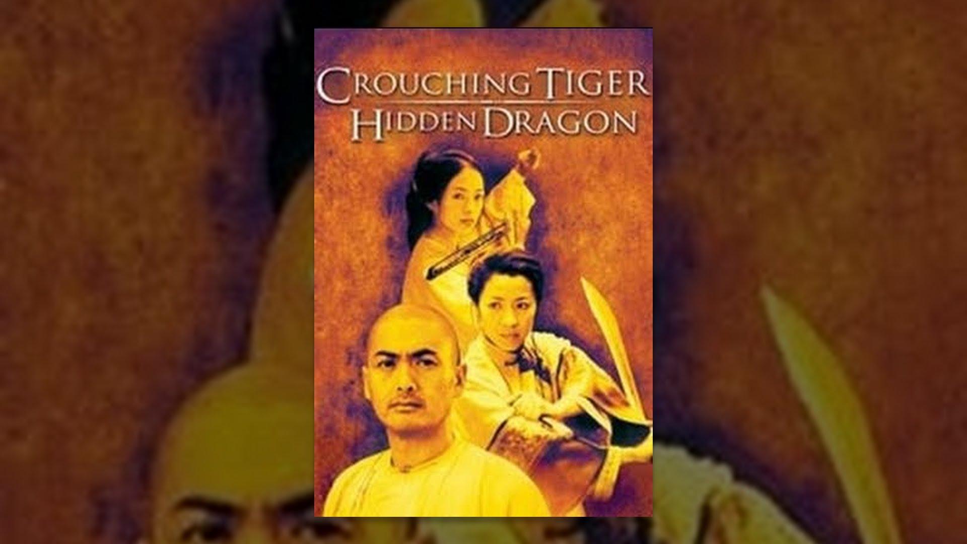 crouching tiger hidden dragon deutsch