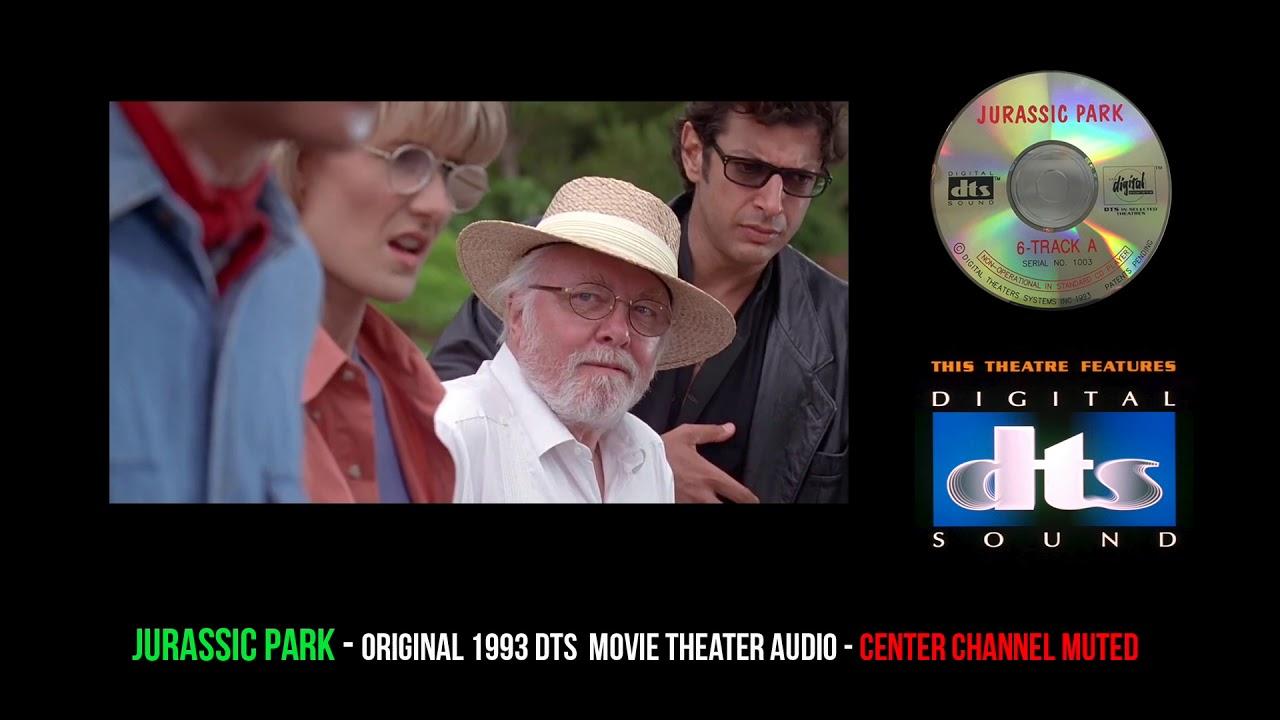 Jurassic Park - Original 1993 DTS
