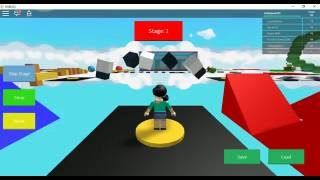 Parkour Fun-ROBLOX #1
